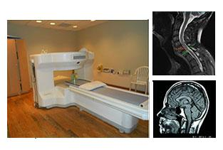 GE Profile IV Open MRI